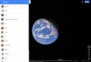 terra google maps